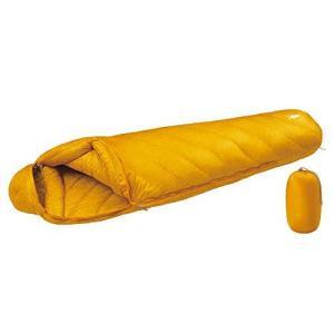モンベル(mont-bell)寝袋 アルパインダウンハガー800#2 サンフラワー(SUF) R/Z...