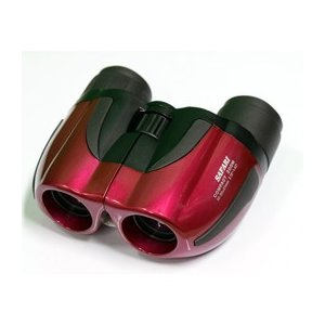 双眼鏡 高倍率 コンパクトズーム サイトロンジャパン ワインレッド SAFARI30WR|happinesnet-stora