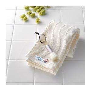熊野筆洗顔ブラシ 今治タオルセット M80623035 happinesnet-stora