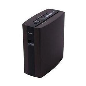 シュレッダー 業務用 自動 アイリスオーヤマ 細密シュレッダー ブラウン PS5HMSD|happinesnet-stora