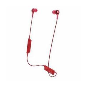 ヘッドホン Bluetooth オーディオテクニカ Audio-Technica レッド ATH-CK200BT-RD|happinesnet-stora