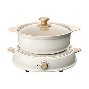 IHコンロ アイリスオーヤマ 鍋セット ricopa K90902515|happinesnet-stora
