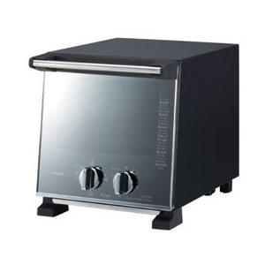 オーブントースター スリム ツインバード パールブラック TS-D037PB happinesnet-stora