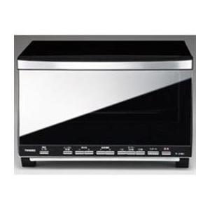 オーブントースター ツインバード ミラーガラス ブラック TSD058B happinesnet-stora