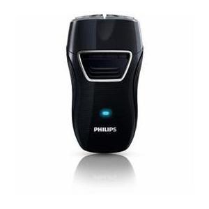 PHILIPS メンズ ポケットシェーバー ブラック PQ220/19   旅行や出張、携帯に便利な...