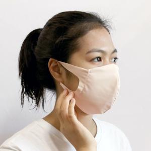 マスク 花粉対策 耳と肌に優しい 洗える布 D-00129|happinesnet-stora
