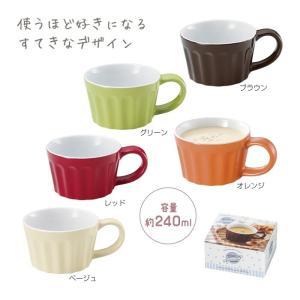 スープマグカップ 陶器 ギフト 粗品 販促品 景品 プレゼント ノベルティ|happinesnet-stora