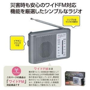 ポータブルラジオ ワイドFM ギフト 粗品 プレゼント ノベルティ|happinesnet-stora