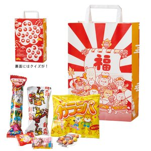福袋 2021 お菓子詰め合わせ ギフト 粗品 プレゼント happinesnet-stora