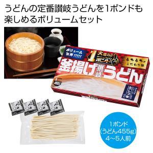讃岐うどん 半生麺 1ポンド ギフト 粗品 記念品 プレゼント|happinesnet-stora
