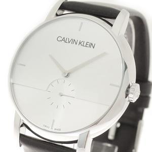 腕時計 メンズ カルバンクライン CALVIN KLEIN K9H2X1C6 クォーツ ホワイトシルバー ブラック|happinesnet-stora