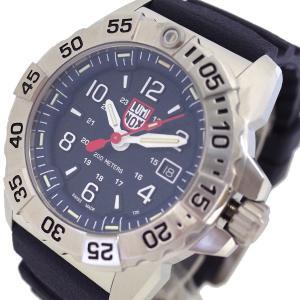 腕時計 メンズ ルミノックス LUMINOX 3253 ネイビーシールスチール NAVY SEAL STEEL クォーツ ネイビー|happinesnet-stora