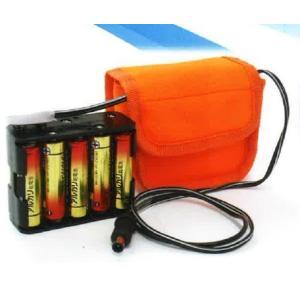 吸引器ミニックDC-2・セパDC-2専用 非常用乾電池式充電器
