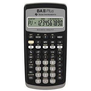 Texas Instruments BA II Plus Financial Calculator [輸入品]|happiness-store1