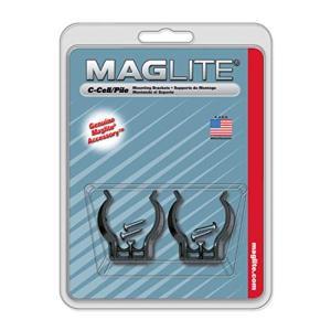 MAGLITE(マグライト) LEDフラッシュライト用ブラケット ハンガークリップ ML100/ML125用 ASXCAT6|happiness-store1