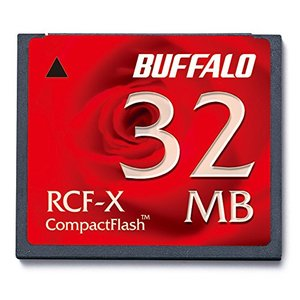BUFFALO RCF-X32MY コンパクトフラッシュ 32MB|happiness-store1
