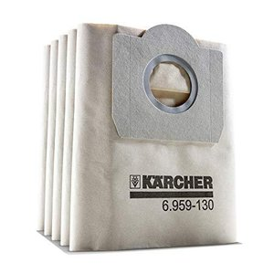 KARCHER(ケルヒャー) 紙パック5枚入り(乾湿両用クリーナーA2254Me用)6959-130 happiness-store1