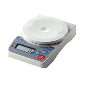 A&D デジタルはかり HL-2000i ≪ひょう量:2000g 最小表示:1g 皿寸法:φ130mm 検定無≫ ※計量法準拠製品|happiness-store1