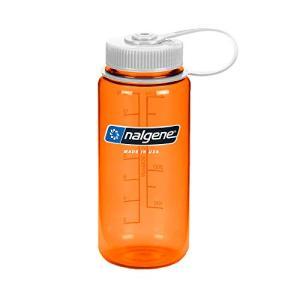 nalgene(ナルゲン) カラーボトル 広口0.5L トライタンボトル オレンジ 91304|happiness-store1