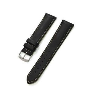 [モレラート]Morellato CASTAGNO カスタンニョ 時計ベルト 22mm ブラック シンセティックレザー時計ベルト U3687 934|happiness-store1