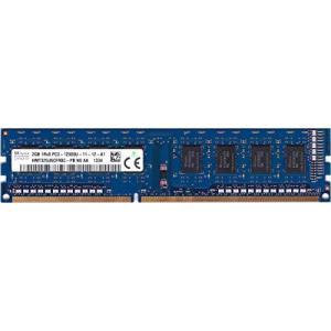 SK hynix PC3-12800U (DDR3-1600) 2GB x 1枚 240ピン DIMM デスクトップパソコン用メモリ 型番:HMT32|happiness-store1