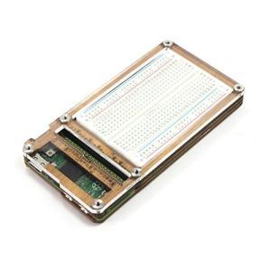 C4Labs ゼブラ Zero Plus Raspberry Pi Zero & Zero Wireless - Wood Plus|happiness-store1