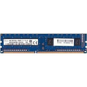 hynix 低電圧対応 (1.35 V) PC3L-12800U (DDR3L-1600) 4GB 240ピン DIMM デスクトップパソコン用メモリ|happiness-store1