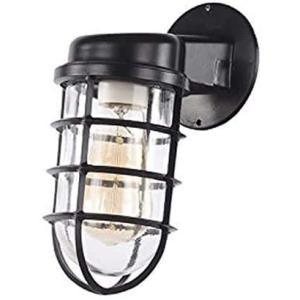 KY LEE ブラケットライト 船舶照明 ブラケットランプ 間接照明 LED対応 マリンランプ 玄関照明 インダストリアルデザイン 壁付け照明 インテ|happiness-store1
