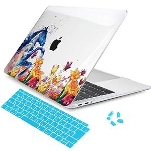Batianda 2018 2019 2020 macbook air 13 インチ A1932 A2179 ケース カバー マックブック エア 13|happiness-store1