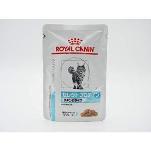 ロイヤルカナン キャットフード セレクトプロテイン C&R パウチ 85gX12X2|happiness-store1