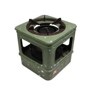 軽量コンパクトな屋外用ストーブです! 本体のバルブで火力調整が可能! キャンプや釣りなどのアウトドア...