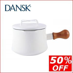 小ぶりの片手鍋は、ゴマなどの焙煎に使ったり、一人分のスープ作りにもぴったり。  ●POINT● ・重...
