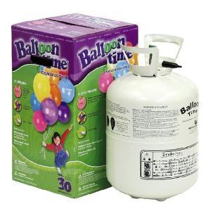 バルーンタイム中・230Lヘリウム缶(風船用ヘリウムガス)|happy-balloon