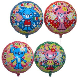 デイジーパーク40cm風船10枚セット |happy-balloon