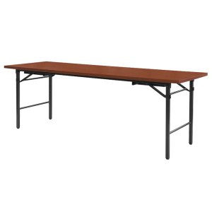 折りたたみ会議テーブル HLT-1845T(共巻)