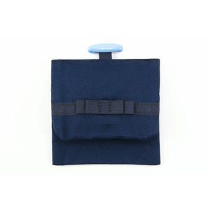 かぶせ型付けポケット グログランリボン 移動ポケット|happy-clover