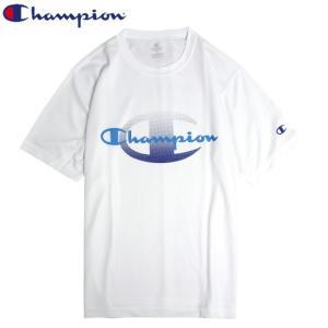【メール便対応】 メンズ チャンピオン 半袖Tシャツ  doubleDRY(ダブルドライ) 吸水速乾...