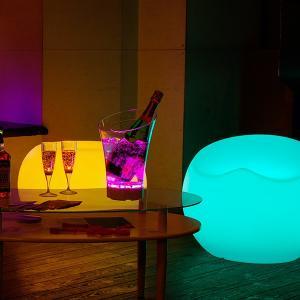 LED チェア STOOLZ 2(スツールズ2) 充電式 リモコン付き led イルミネーション 屋外 パーティー 光る チェア 北欧 お洒落 イス 光るイス ホームパーティー|happy-joint|02