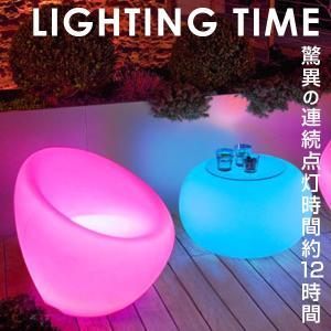 LED チェア STOOLZ 2(スツールズ2) 充電式 リモコン付き led イルミネーション 屋外 パーティー 光る チェア 北欧 お洒落 イス 光るイス ホームパーティー|happy-joint|08
