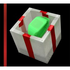 光るギフトボックス 光るプレゼントボックス 光る プレゼント 梱包 包装 贈り物 クリスマス 誕生日 小物 雑貨|happy-joint|05