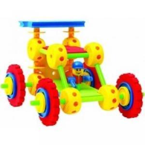 おもちゃ ブロックWABA FUN LLC WAB0505 SUPERSTRUCTS SUPER SET 正規輸入品