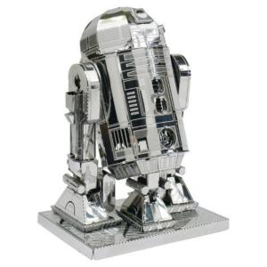 パズル 3-Dパズル 5才以上Metallic Nano puzzle Star Wars R2-D2 正規輸入品