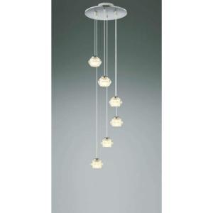 コイズミ照明LED調光リモコン付洋風吹抜けシャンデリア〜10畳AA40120L|happy-light