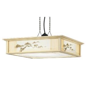 KOIZUMIコイズミ照明LED和風ペンダントライト〜14畳AP45444L|happy-light