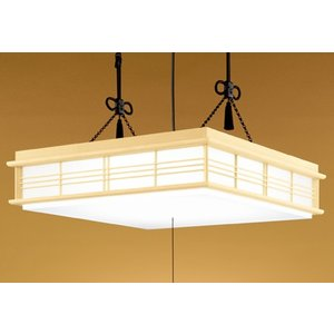 オーデリック LED和風ペンダント〜14畳 調光調色タイプ OP252159|happy-light