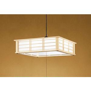 ODELICオーデリック リモコン付LED和風ペンダント〜12畳 調光調色タイプ OP252283|happy-light