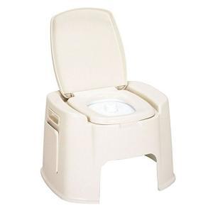 トンボ ポータブルトイレ DX型|happy-square