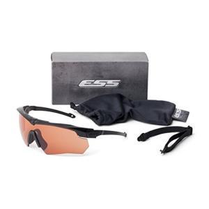 ESS Eyewear(イーエスエス アイウェア) Crossbow Suppressor ONE Kit 740-0472 ブラック US FREE-(FREE サイズ) [並行輸入品]|happy-square