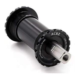 ACRZ ボトムブラケット Brompton用 スクエア テーパー チタン BB 自転車 パーツ|happy-square
