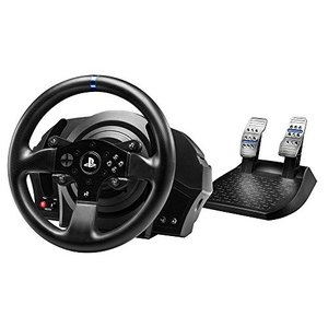 Thrustmaster T300RS Wheel Announced For PlayStation 4【並行輸入】|happy-square